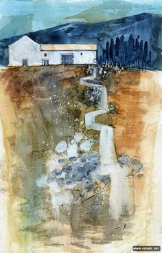 Paul Steven Bailey - watercolors_00042
