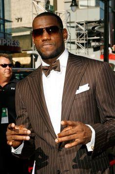 LeBron James (#NBA)