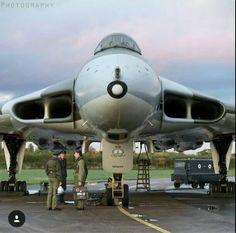 617 Sqn Avro Vulcan
