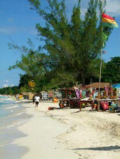 Negril, Jamaica beac