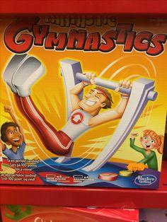 Gymnastikk spill (i brettspill avd)