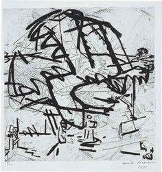 Frank Auerbach: Tretire