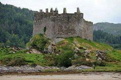 Castle Tiorim, September
