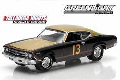 Talladega Nights: The Ballad of Ricky Bobby (2006) - 1969 Chevrolet Ch – Modelmatic