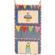 TOY SHOP Organiser by Win Green.  Wonderful colourful accessories #dreamnursery @cuckoolandcom