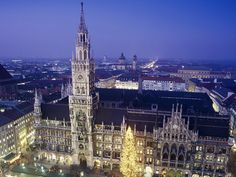 Munich, Germany. My favorite city in Europe!