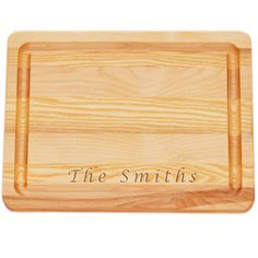 The Carved Solutions Master Cutting Boards are perfect for cutting and chopping tasks.  Each Vermont made Yellow Birch & New England Ash board has a groove on one side for juices or crumbs. The other side is left plain for use as a pastry board or buffet server. Unlike many bamboo products this VT made product is Formeldahyde FREE, created through responsible forestry, even the waste sustains the heat in our employee's homes and creates bedding for local Vermont dairy cows!