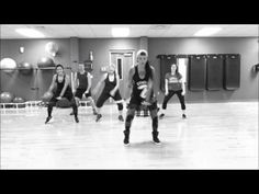 Zumba® with LO - *Gyal You a Party Animal* - YouTube