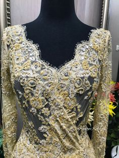 Kebaya Simple, Formal Dresses, Wedding Dresses, Wedding Inspiration, Traditional, Modern, Beautiful, Fashion, Dresses For Formal