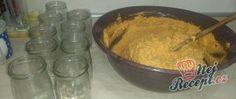 Recept Škvarková pomazánka trošku pikantní Mashed Potatoes, Appetizers, Pudding, Cheese, Ale, Ethnic Recipes, Food, Kitchen, Whipped Potatoes