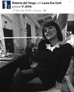 #scusatevorreiunoutfit  #joyaarezzo  #spazioliberodresses  #spazioliberodresses  #modelladeccezione  #robertadeltongo