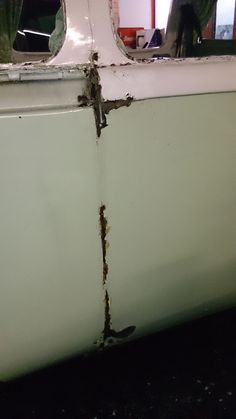 Smooth finish or rust trap? We now know the answer.