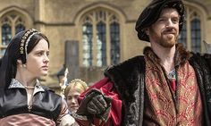 Claire Foy and Damian Lewis as Anne Boleyn and King Henry VIII in the BBC's adaptation of Wolf Hall Photograph: Ed Miller/BBC/Company Productions Ltd Anne Boleyn Death, Anne Boleyn Tudors, Best Tv Shows, New Shows, Favorite Tv Shows, Los Tudor, Facial Recognition Software, Wolf Hall, Wives Of Henry Viii