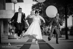 Cintia és Gavin esküvője