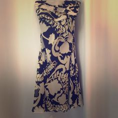 100% silk Ann Taylor dress Beautiful silk Ann Taylor dress. Adjustable shelf lining bra inside.  Worn twice and in excellent condition.  Dry clean only. Ann Taylor Dresses Strapless