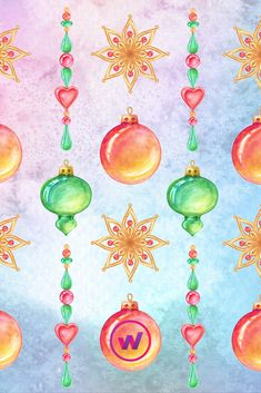Hand drawn Christmas baubles by Karen on our VA team on a unique watercolour backgroun. Working From Home Meme, Friday Fun, What Is Need, Christmas Baubles, Christmas Design, Hand Drawn, Watercolour, How To Draw Hands, Unique