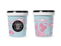 Ice Cream Works on Behance | by Awchat & Olsen
