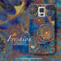 blue dream catcher Samsung Galaxy S5 case Samsung by Freshionshop, $19.99