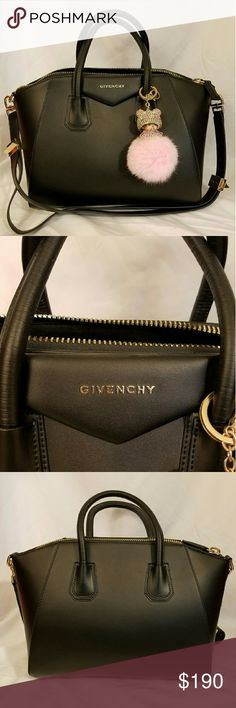 Givenchy bag Brand new Genuine leather Large bag I can give the keychain as free gift Very high quality Givenchy Bags