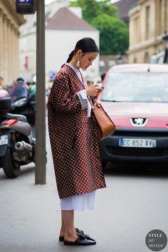 Sherry Shen by STYLEDUMONDE Street Style Fashion Photography
