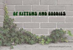Gluten-Free Mum: Of Kittens and Goodies