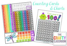 Counting to 100 Printables