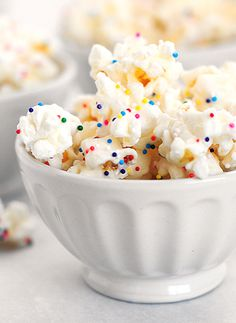 Easy and fun party popcorn! Couldn't be easier and it'll disappear so quick so double the batch!
