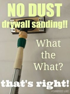 Dust free drywall sa