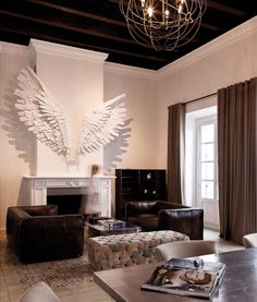Puro Oasis Urbano lounge design