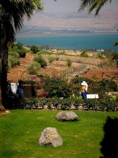 Sea of Galilee...beautiful