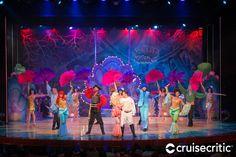 Celebrity Theater on Celebrity Summit Southern Caribbean Cruise, Eastern Caribbean Cruises, Roseau Dominica, Celebrity Summit, Harbor Town, Cruise Offers, Us Virgin Islands, Cruise Port, Island Tour