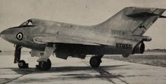 August 6, 1952: First flight of the Boulton Paul P.120