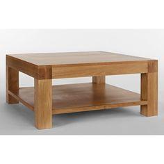 AlpenHome Frances Blonde Oak Coffee Table