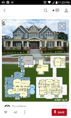 House floor plan i love