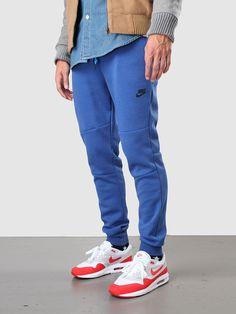 Red Nike Tech Fleece Pants May 2017