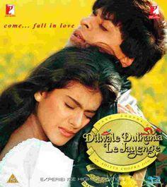#DilwaleDulhaniaLeJayenge #Bollywood #movies my second movie i saw.