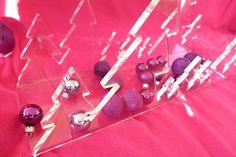 Kerzen & Kugel-Dekoration von PAULSBECK Buchstaben, Dekoration & Geschenke auf DaWanda.com