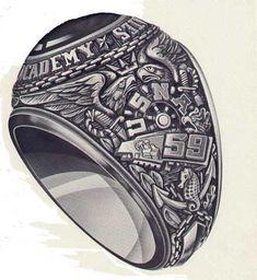 naval-academy-ring #jewelrymen