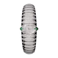 82e1c84cd28e Diamond Watches Ideas   CARTIER. High Jewellery visible hour watch.  Cartier   RésonancesDeCartier · HorlogerieMontreBijouBijoux RoyauxMontres De ...