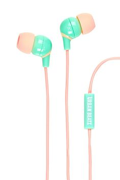 "The Sorbet Sound Gear  ""This season, I'm into the sporty, comfortable vibes,"" says Ramirez, who's jumping on the athletic trend with fashionable earbuds in dessert-like shades.Urban Beatz earbuds. Shop similar styles at Nordstrom Rack."
