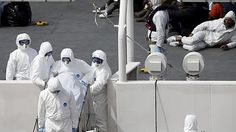 USA NOW HAS THE PLAGUE. THANK YOU USA MIGRANTS!... / Fortress Europe: Thousands of migrants die as EU argues http://descrier.co.uk/news/world/europe/fortress-europe-thousands-of-migrants-die-as-eu-argues/