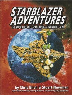 Starblazer Adventures - another one from the Bundle of FATE