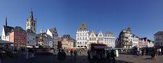 Main Market Place, Trier