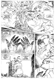 TMNT The Other Beginning Page 5 by chochi on deviantART