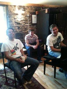 Twitter / neilbyrne_CT: Good craic with the boys... ...