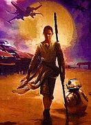 Movie Star Wars Poster by Star Wars