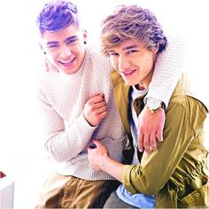 One direction Zayn Malik and Liam Payne Ziam Zayn Malik, Niall Horan, Art One Direction, Direction Quotes, Liam Payne, Look Here, Raining Men, Celebs, Celebrities