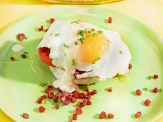 Corned Beef Hash Benedict with Cheesy Mornay Sauce by Jeff Mauro Mornay Sauce Recipe, Breakfast Dishes, Breakfast Ideas, Breakfast Recipes, Brunch Ideas, Brunch Dishes, Breakfast Time, Brunch Recipes, Brunch Menu