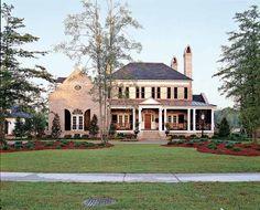 Colonial House Plans | Home Design Ideas