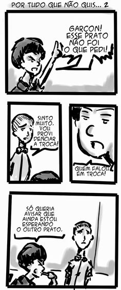 RABISCOS ENQUADRADOS: FCQ 71: ANOTA MEU PEDIDO AI...
